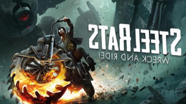 2 boyutlu aksiyon oyunu Steel Rats, Steam'de kısa süreliğine ücretsiz
