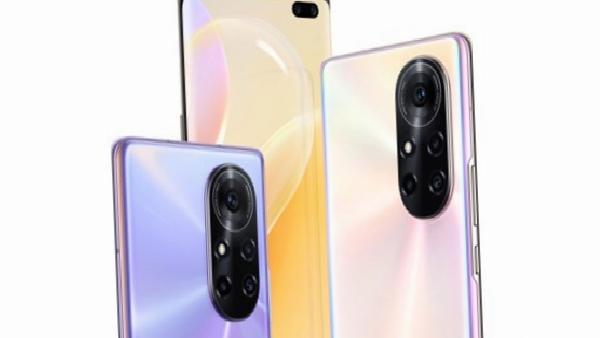 Akıllı telefon modeli Huawei Nova 8 Pro 4G tanıtıldı
