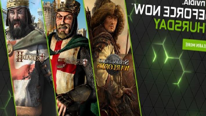 GeForce Now kütüphanesine 12 yeni oyun daha eklendi