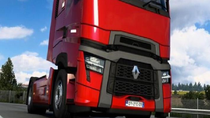 Renault Trucks'ın yeni T ve T High modelleri ETS 2'de tanıtılıyor!