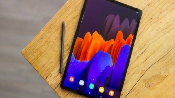 Samsung Galaxy Tab S7 Lite 5G ilk yüksek kaliteli görüntüsüyle karşımızda
