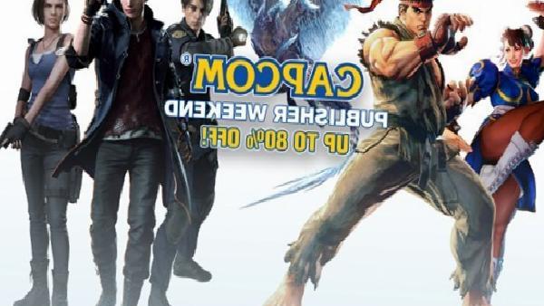 Steam'de Capcom oyunlarına büyük indirimler