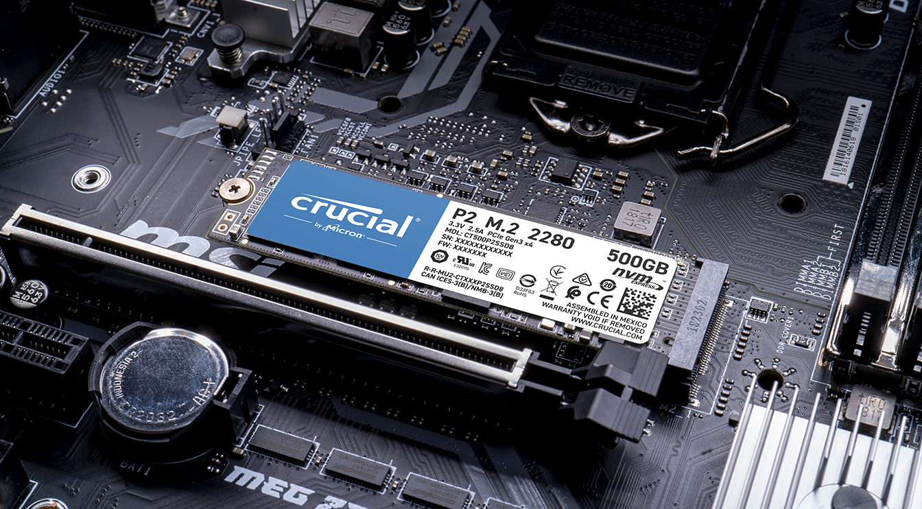 Alıcı Dikkatli Olun: Daha Yavaş, Daha Düşük QLC Yongaları için P2 SSD'nin TLC NAND'ını Değiştirir - ExtremeTech