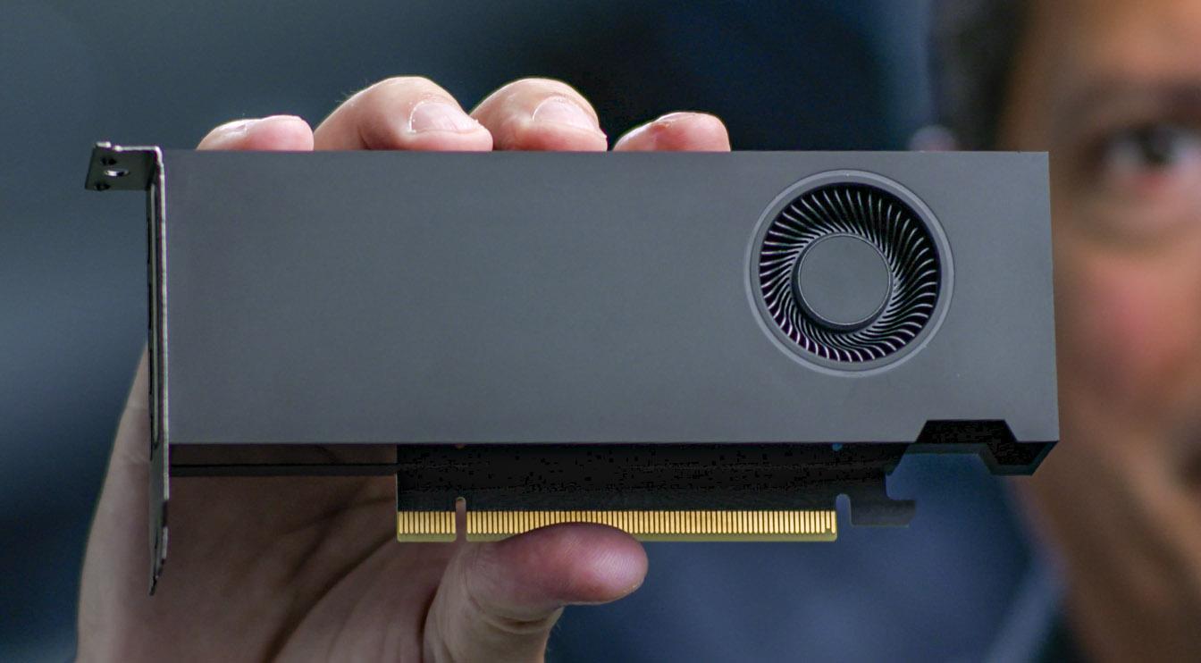 Nvidia, İş İstasyonları için Tiny Amper GPU'sunu Duyurdu - ExtremeTech